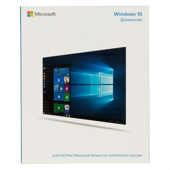 Операционная система MICROSOFT Windows 10 Домашняя [kw9-00253]