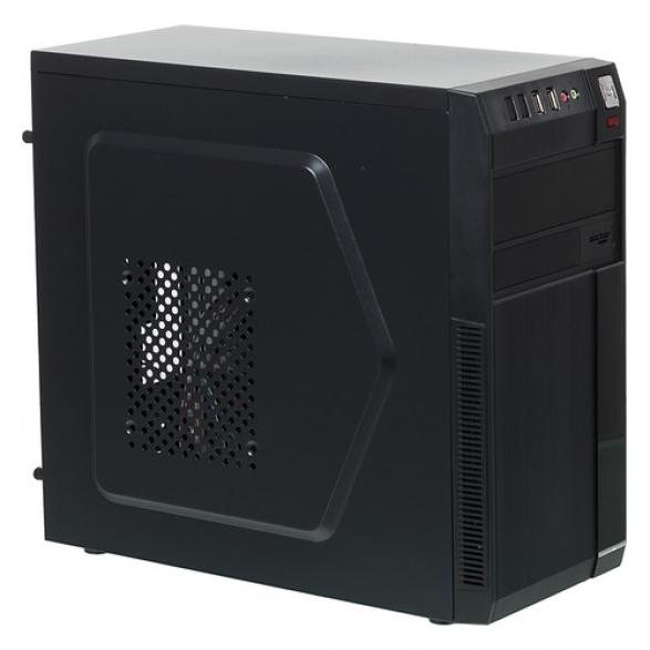 """Офисный персональный компьютер КОМПЧТОНАДО """"Офис Мини П""""  Intel Pentium 3,30 ГГц 4 Гб DDR4 жесткий диск 500 Гб микро Tower"""