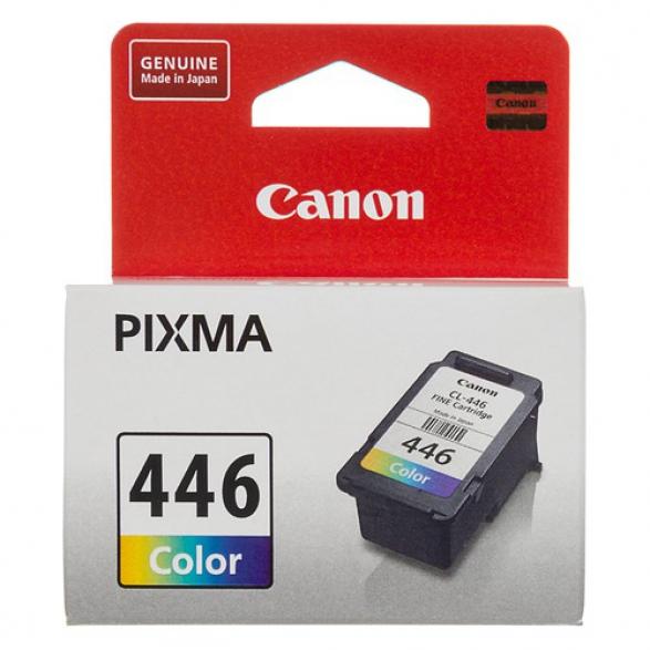 Картридж CANON CL-446 многоцветный [8285b001]