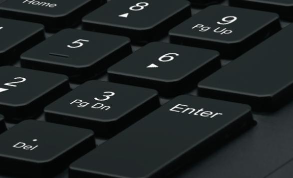 Клавиатура Logitech K280e USB [920-005215]