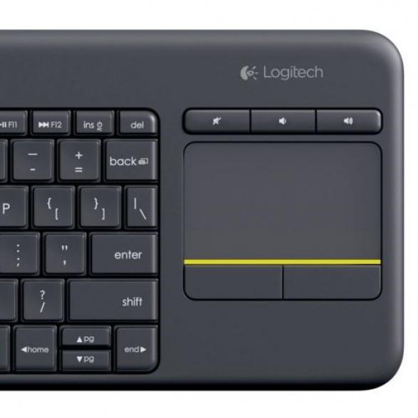 Клавиатура Logitech K400 Plus радио [920-007147]