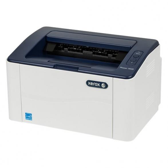 Принтер лазерный Xerox Phaser 3020 A4 [p3020bi]