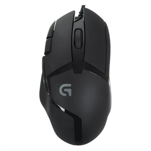 Мышь Logitech G402 USB [910-004067]
