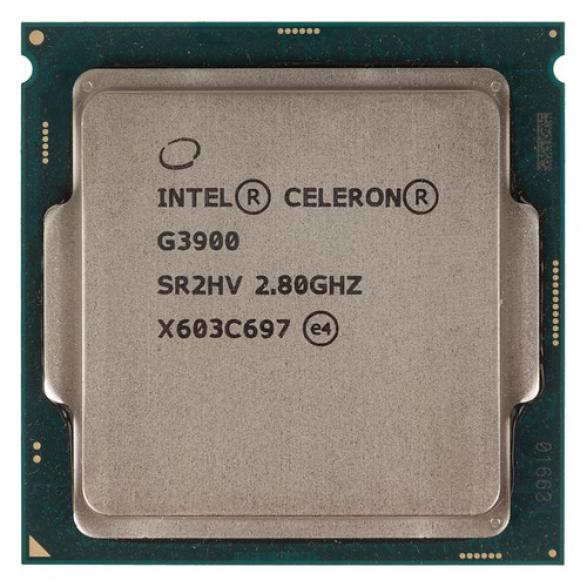 Процессор Intel Celeron G3900 2.8 1151 [cm8066201928610]