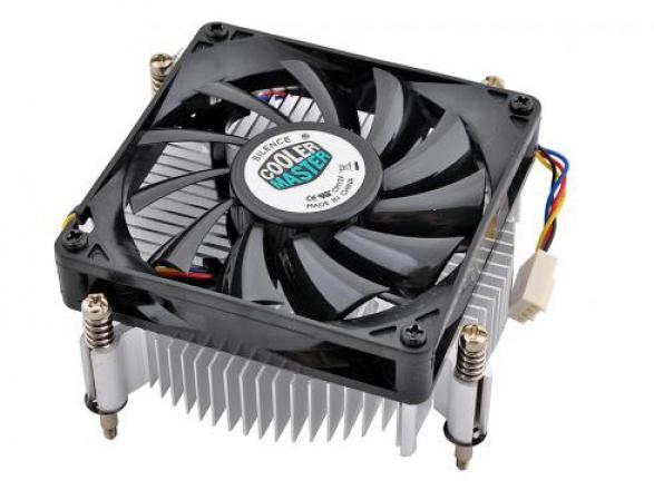 Вентилятор процессора Cooler Master DP6-8E5SB-PL-GP 115x [DP6-8E5SB-PL-GP]