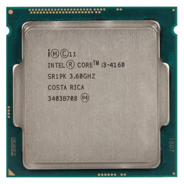 Процессор Intel Core i3-4160 3.6 1150 [cm8064601483644]