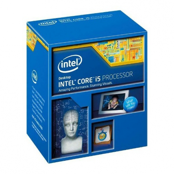 Процессор Intel Core i5-4690K box 3.5 1150 [bx80646i54690k]