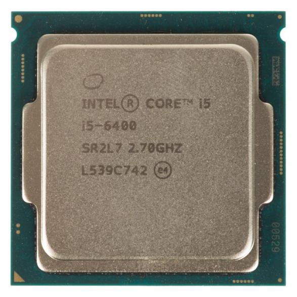 Процессор Intel Core i5-6400 2.7 1151 [cm8066201920506]