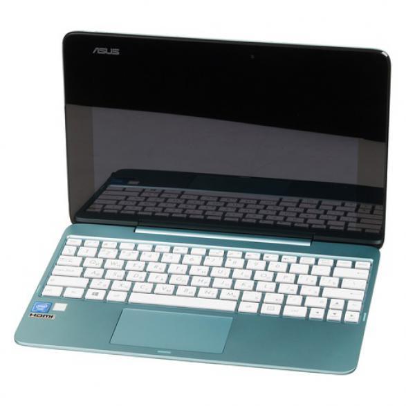 """Ноутбук ASUS T100HA-FU008T 10,1"""" [90nb074a-m07110]"""