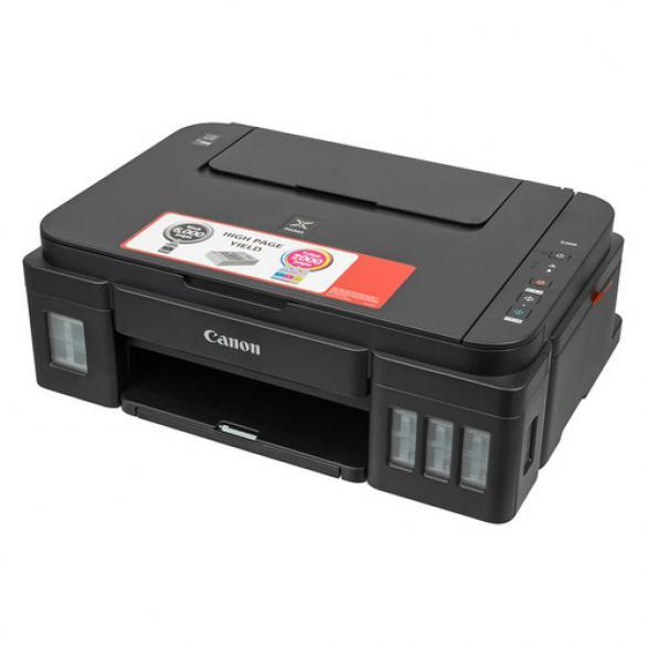 МФУ струйное Canon Pixma G2400 A4 [0617c009]