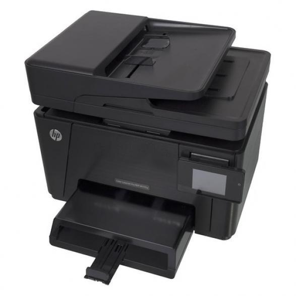 МФУ лазерное цветное HP Color LaserJet Pro M177fw A4 [cz165a]