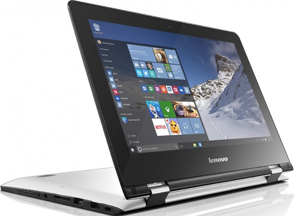 "Ноутбук LENOVO IdeaPad Yoga 300-11IBR 11,6"" [80m100vqrk]"