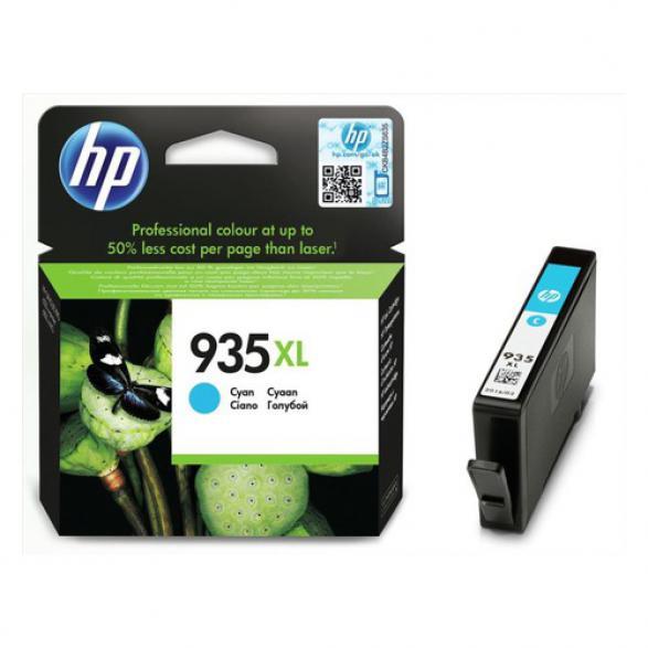 Картридж HP 935XL голубой  повышенная емкость [c2p24ae]