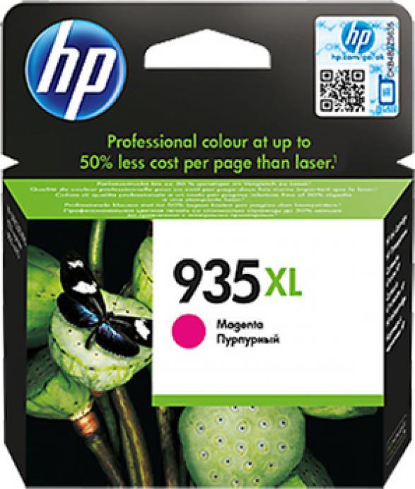 Картридж HP 935XL пурпурный  повышенная емкость [c2p25ae]