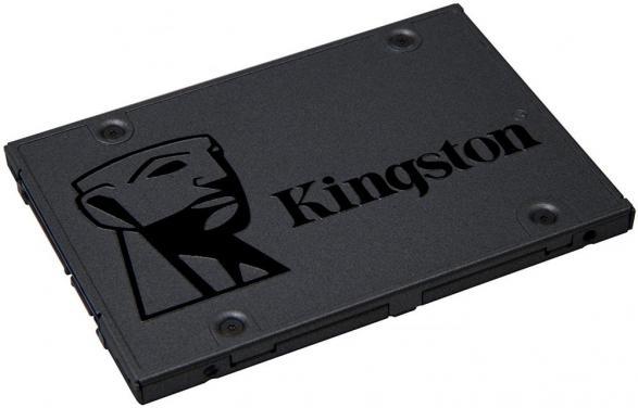"""SSD накопитель KINGSTON A400 SA400S37/120G 120Гб 2.5"""" SATA"""