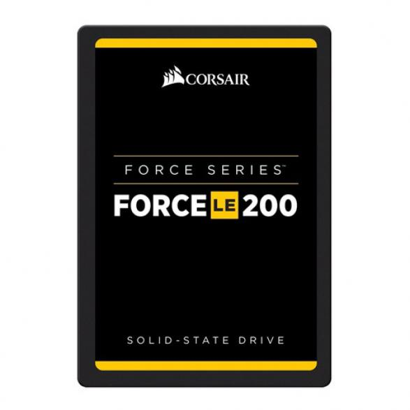 "SSD накопитель CORSAIR Force LE200B CSSD-F120GBLE200C 120Гб 2.5"" SATA"