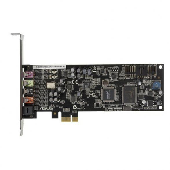 Звуковая карта ASUS Xonar DGX PCI-E