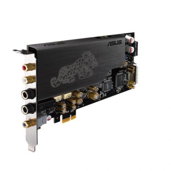 Звуковая карта ASUS Essence STX II PCI-E
