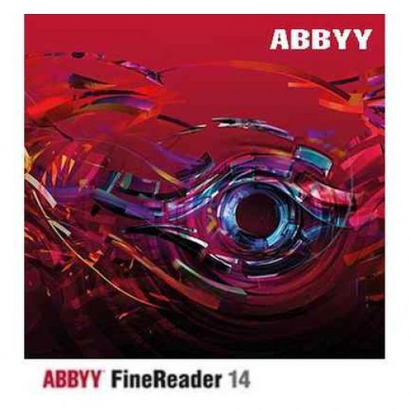 Утилита ABBYY FineReader 14 Standard Full  [af14-1s1b01-102]