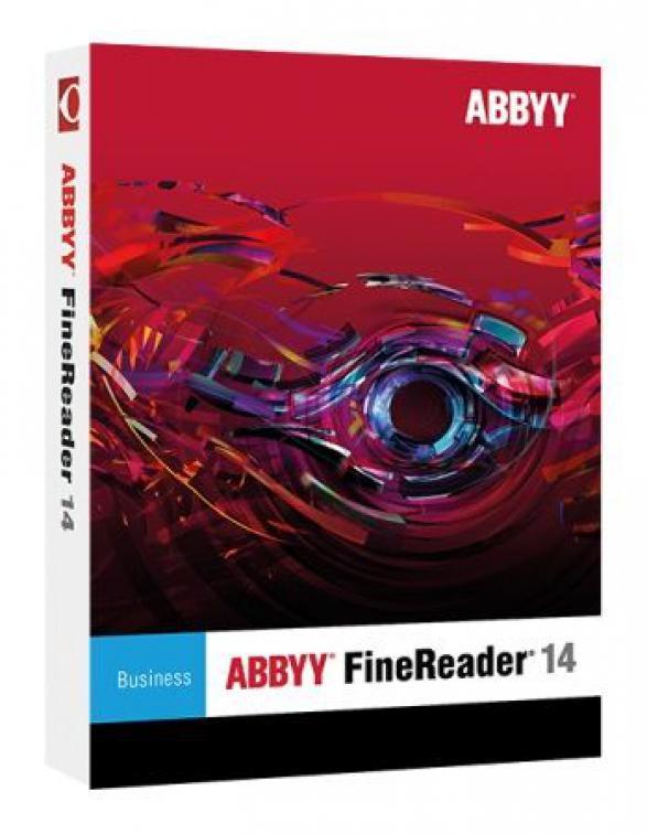 Утилита ABBYY ABBYY FineReader 14 Business  [af14-2s1b01-102]