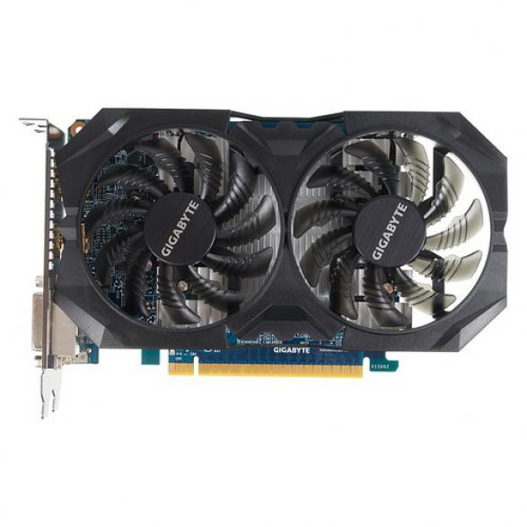 Видеокарта GIGABYTE GeForce GTX 750Ti 4 Гб GDDR5