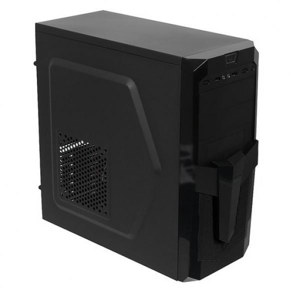 """Игровой персональный компьютер КОМПЧТОНАДО """"Гейм Старт AMD""""  3,50 ГГц 4 Гб GDDR5 Radeon RX 550 4 Гб жесткий диск 1000 Гб DVD-RW миди Tower"""