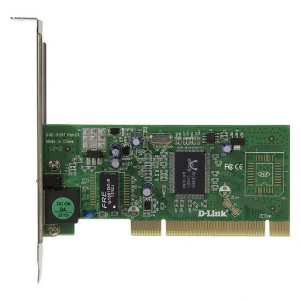 Сетевой адаптер D-LINK DGE-528T PCI Ethernet