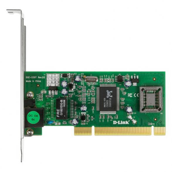 Сетевой адаптер D-LINK DGE-530T PCI Ethernet