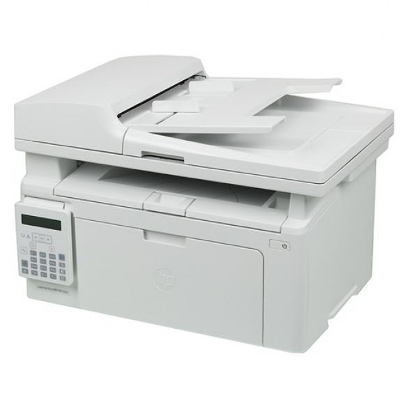 МФУ лазерное HP LaserJet Pro MFP M132fn RU A4 [g3q63a]