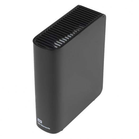 Внешний жесткий диск WD Elements Desktop WDBWLG0020HBK-EESN 2000 Гб USB 3.0 черный