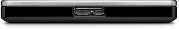 Внешний жесткий диск SEAGATE Ultra Slim STEH1000200 1000 Гб USB 3.0 платиновый