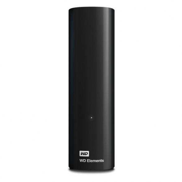 Внешний жесткий диск WD Elements Desktop WDBWLG0080HBK-EESN 8000 Гб USB 3.0 черный