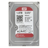 """Жесткий диск WD Red WD10EFRX 3.5"""" 1000 Гб  [WD10EFRX]"""