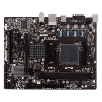 Материнская плата GIGABYTE GA-78LMT-S2 SocketAM3+ mATX AMD 760G