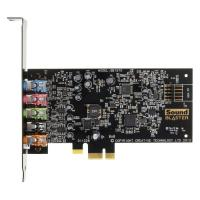 Звуковая карта CREATIVE Audigy FX PCI-E [70sb157000000]