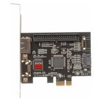 Контроллер PCI-E JMB363 RAID 1xE-SATA 1xSATA 1xIDE JMB363  [asia pcie 363 sata/ide]