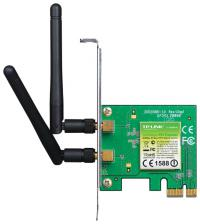 Сетевой адаптер TP-LINK TL-WN881ND PCI Express x1 WiFi