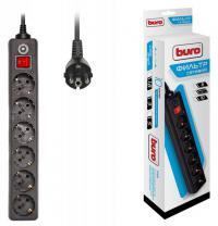 Сетевой фильтр BURO 600SH-3-B